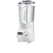 Un Blender Chauffant Moulinex Soup & Co Blanc LM9011B1