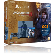 une Console PS4 Uncharted 4 Edition Limitee